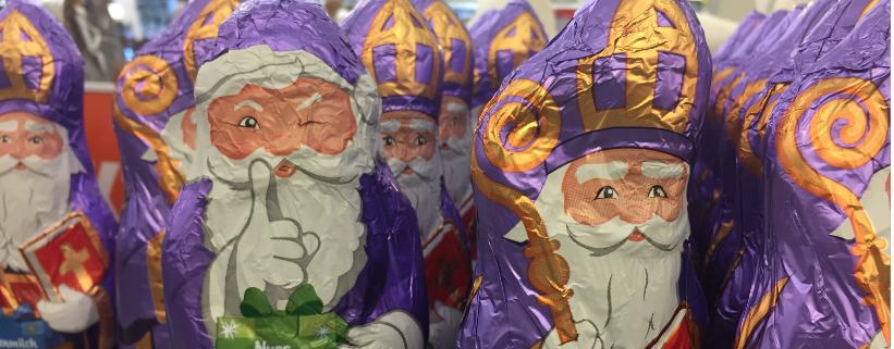 Unterschied Nikolaus Weihnachtsmann für Kinder